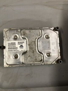 2016 Jeep Grand Cherokee Ecm Ecu Computer P68342093aa