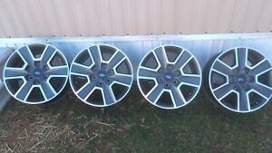 18 Ford F150 Expedition Oem Factory Wheels Rims Fx4 2015 2018