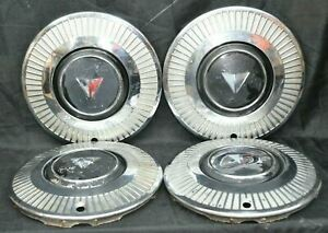 1963 1964 1965 Plymouth Barracuda Hubcaps Wheel Covers Plymouth Valiant Mopar