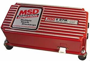 Msd 6btm Boost Timing Master 6462