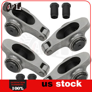 For Big Block Chevy Bbc 454 396 Stainless Steel Roller Rockers 1 7 7 16