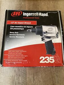 Brand New In Box Ingersoll rand Ir235 1 2 Drive Heavy Duty Air Impact Wrench
