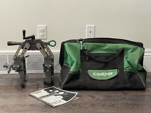 Mcelroy Spider 125 Series 2 Pipe Fusion Machine 467601 W Carry Case