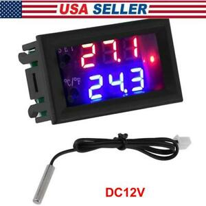 Digital Display Microcomputer Thermostat Temperature Control Controllerswitch