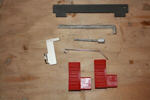 Belt driven Engine Timing Tool Kit