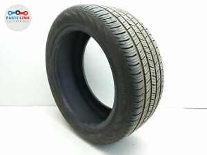 Audi A8 1 One Tire Continental Conti Pro Contact 255 45r19 104h 11 32nds 95