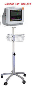 Rolling Stand For Philips Intellivue Mp5 Patient Monitor small Wheel