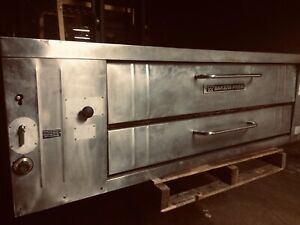 Bakers Pride Highest Capacity Pizza Deck Oven Y 600 W optional Delivery