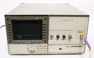 Hp 70004a Display With Hp 70340a 1 20 Ghz Signal Generator Opt 1e1 1hb 1 20 1hz