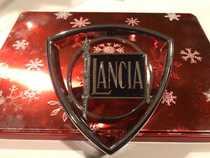 Lancia Zagato Beta Coupe Hpe Front Grille Emblem New For All 1975 1984
