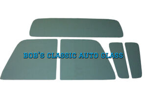 1964 1965 1966 Chevrolet Gmc Truck Sides Small Back Glass Classic Pickup Chevy