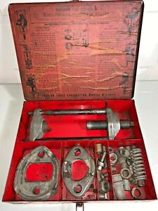 Snap On King Pin Perch Pin Puller Set Cg 220 A Master Set