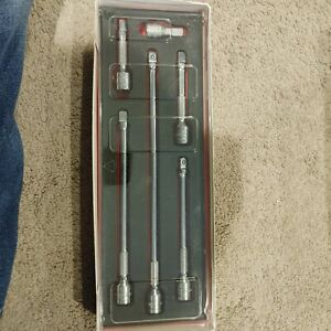New Snap On 3 8 Drive 6pc Extension Set 206afxfmbr