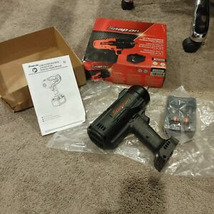Snap On Ct9075wb 18v Monsterlithium Impact Wrench W 1 Battery Charger Desc