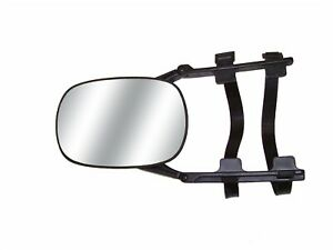 Cipa Mirrors 11950 Universal Towing Mirror Fits Left Or Right Side