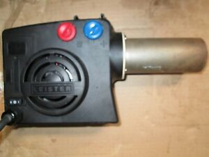 Leister 140 095 Hot Air Blower Tested 120v 2 3kw