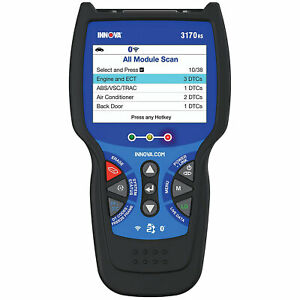 Innova 3170rs Fixassist Bluetooth Code Reader Vehicle Diagnostic Scanner Tool
