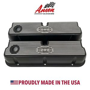 Ansen Usa New Design Ford 289 Tall Valve Covers Powered By 289 Cubic Inches