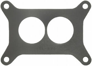 Fel pro 1904 Carburetor Base Plate Gasket With 2 Holes Holley 2 Barrel