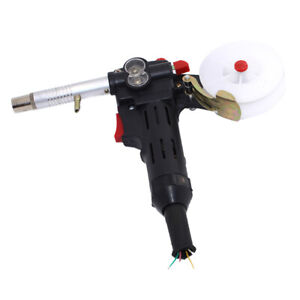 200a Mig Welding Gun Spool Gun Push Pull Feeder Welding Torch Without Cable