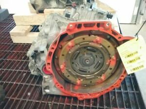 12 2012 Ford Fiesta Automatic Transmission 6 Speed