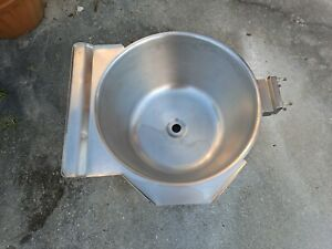Hobart Hcm 450 Replacement Stainless Steel Bowl