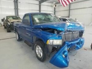 Power Brake Booster With P265 75r16 Tires Fits 00 01 Dodge 1500 Pickup 170378