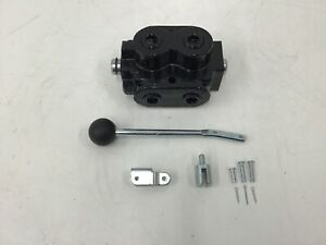 Prince Ds 4a1e Hydraulic Selector Valve 6 way 2 position