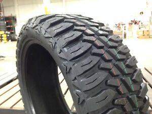 4 Lt 35 12 50 20 Haida Mt 10 Ply Tires 35x12 50r20 R20 35125020 Mud