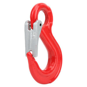 Lifting Hook With Alloy Steel Crane Hoist Hook For Ship Construction 2t