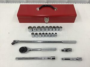 Proto J54210 Socket Wrench Set