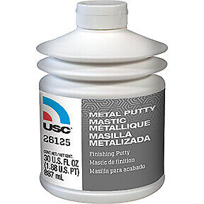 Metal Putty Polyester Finishing And Blending Putty 30 Oz Usc 26125