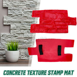 Slate Seamless Texture Polyurethane Stone Stamp Mat Concrete Cement Wall M A