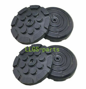 4x Lifting Machine Rubber Arm Pads Heavy Duty Car Post Lift Elevator Auto Repair