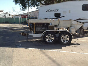 Concrete Pump Mayco Multiquip Hydraulic Pump Or Mobile Hydraul Powerunit