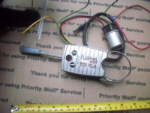 Vintage Do ray Flash all 999 Turn Signal Switch Hot Rod Rat 1932 Ford Deco