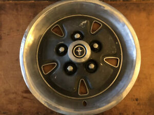 One Oem 1970 73 Ford Mustang sport 14 Mag Hubcap Wheel Cover