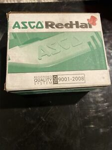 Asco 8320g184 120 60ac 3 way Brass 1 4 In Solenoid Valve Normally Closed