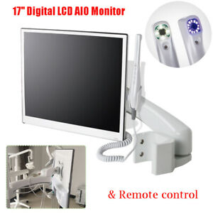 17 Digital Dental Wifi Intra Oral Camera Aio Monitor Remote Control Arm Holder