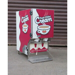 Sureshot Ac20 Refrigerated Milk cream Liquid Dispenser Used Great Condition