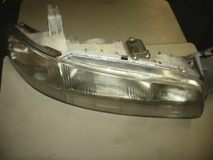 Passenger Right Headlight Fits 93 97 Mazda 626 175673