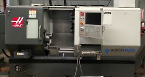 Haas St 30y Cnc Lathe Live Tool y Axis Tsc Tail Stock And More