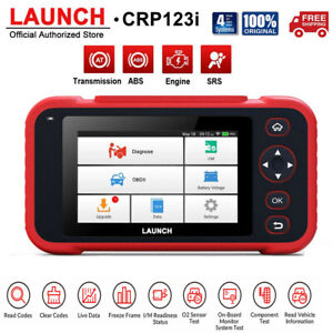 Launch Obd2 Scanner Engine Abs Srs Live Data Auto Diagnostic Transmission Tool