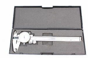 Central Tools 6422 0 6 Stainless Steel Dial Caliper