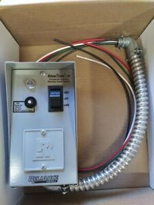 Reliance Manual Transfer Panel Without Watt Meters And Power Inlet Tca0606d