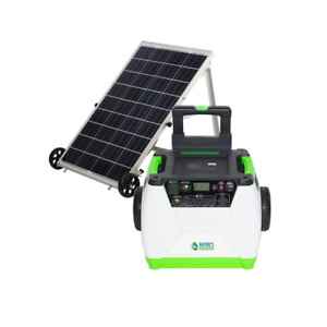 1800 watt Solar Powered Portable Generator With Electric Start