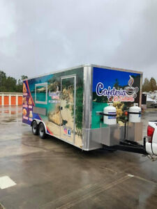 Food Trailers For Sale New