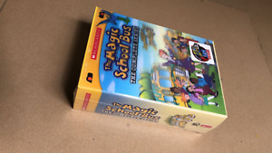The Magic School Bus: The Complete Series 8 DVD Set 52 Episodes Brand new USA $35.80
