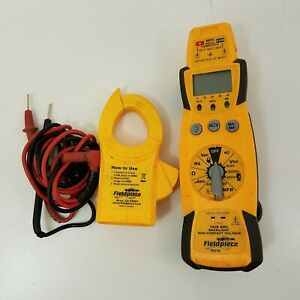 Fieldpiece Hs36 Type K True Rms Backlight Non contact Voltage Fluke Meter