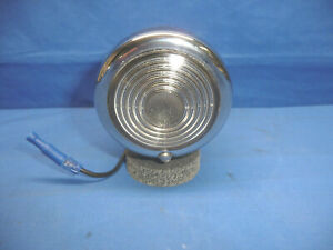 Vintage 1947 49 Chevrolet Guide B 31 Chrome Back up Light Ct9 f